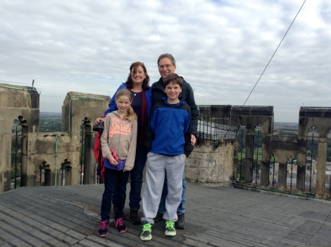 The Haynes at the top of Durham