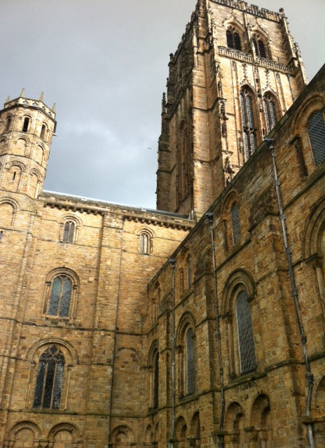 Durham Cathedral is a World Heritage Site.