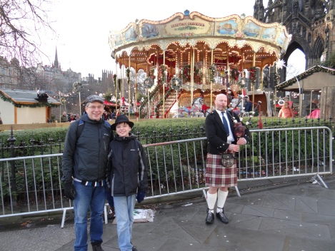Bagpipes in Scotland