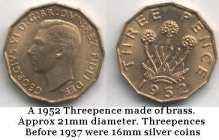 threepence