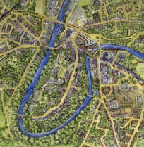 durham-cityscape-map_Large
