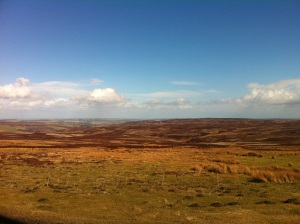 Moors up above Spennymoor