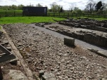 The ancient Roman Road, Dere Street