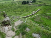 The Wall from the highest point on our walk